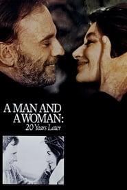 Un homme et une femme, 20 ans déjà Netflix HD 1080p