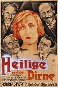Heilige oder Dirne 1929