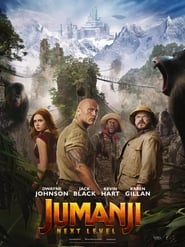 Jumanji 3 : next level en streaming