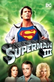 Poster for Superman III