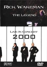 Rick Wakeman - The legend Live in Concert 1970