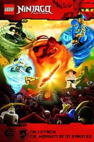 LEGO Ninjago: Tales from the monastery of Spinjitzu