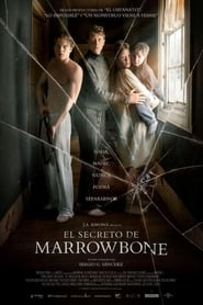 El Secreto de Marrowbone Poster