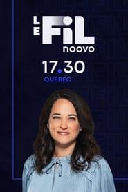 Poster Noovo Le Fil Québec - Season 1 2021