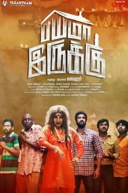Bayama Irukku (2018) HDRip Hindi Dubbed Movie Online