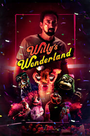 Willy's Wonderland poster