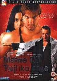 Maine Dil Tujhko Diya 2002 Hindi Movie WebRip 400mb 480p 1.4GB 720p 4GB 1080p