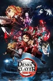 Poster Demon Slayer - Il treno Mugen 2020