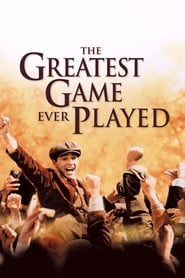 Poster for The Greatest Game Ever Played