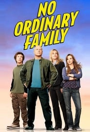 No Ordinary Family - Season 1 poster