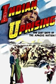 Poster Indian Uprising 1952