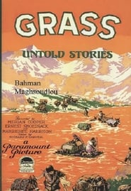 Poster Grass: A Nation's Battle for Life 1925