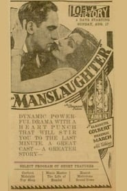 Manslaughter (1930)