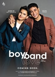 Boyband Love The Series poster