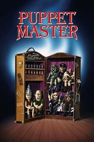 Poster for Puppet Master