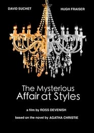 David Suchet Poster The Mysterious Affair at Styles