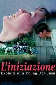 Poster Exploits of a Young Don Juan 1986