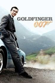 Poster Goldfinger 1964
