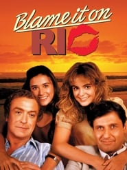 Poster Blame It on Rio 1984