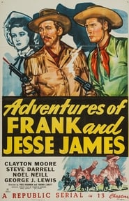 Watch Adventures of Frank and Jesse James
