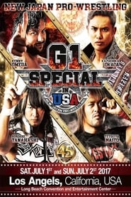 مشاهدة فيلم NJPW G1 Special in USA 2017 – Night 2 مترجم