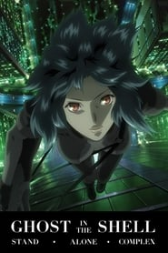 Poster Ghost in the Shell: Stand Alone Complex 2005