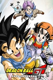 Dragon Ball GT Legendado