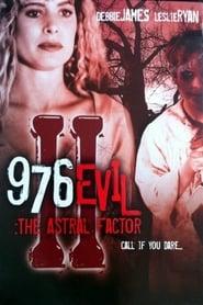 Poster for 976-Evil II