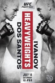 UFC Fight Night 133: dos Santos vs. Ivanov