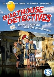 Affiche de Film Boathouse Detectives