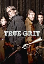 Poster for the movie, 'True Grit'