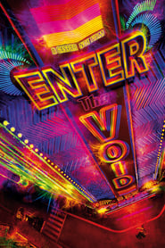 Poster Enter the Void 2009