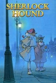 Poster Sherlock Hound 1985