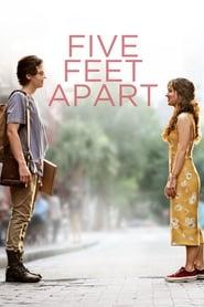 Poster Five Feet Apart 2019