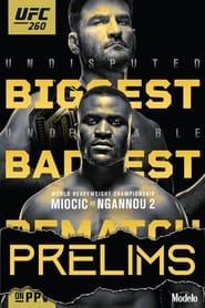 UFC 260: Miocic vs. Ngannou 2 – Prelims (2021)