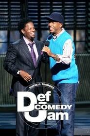 Poster Def Comedy Jam 2008