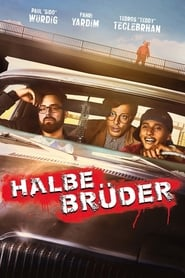 Poster Half Brothers 2015