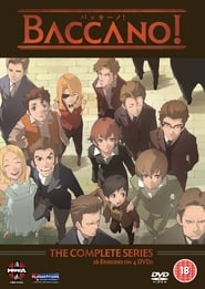 Baccano! streaming vf poster