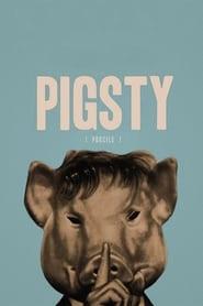 Poster Pigsty 1969