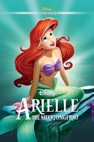 Gucke Arielle, die Meerjungfrau