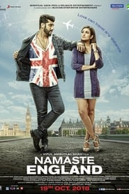 Namaste England (2018) Hindi Movie