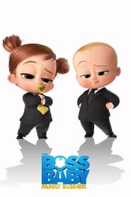 Poster The Boss Baby: Family Business 2021