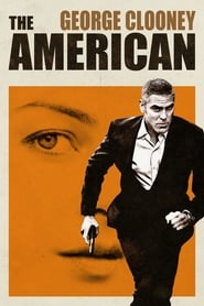 Poster for the movie, 'The American'