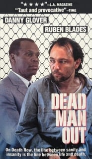 Poster Dead Man Out 1989