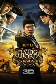 Poster Flying Swords of Dragon Gate 2011