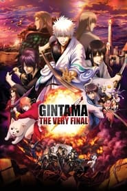 Gintama: The Very Final (2021) me Titra Shqip