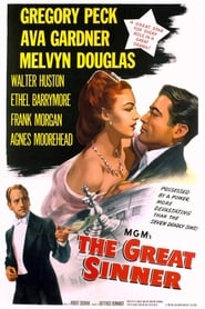 Poster The Great Sinner 1949