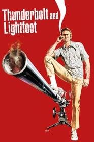 Poster Thunderbolt and Lightfoot 1974