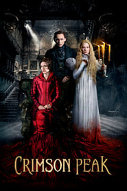 Poster for Crimson Peak
