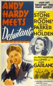 Andy Hardy Meets Debutante plakat